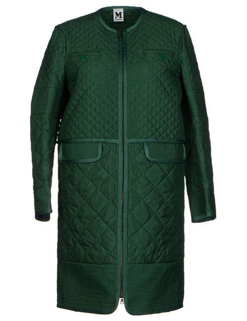 Missoni | Женское Зелёное Пальто