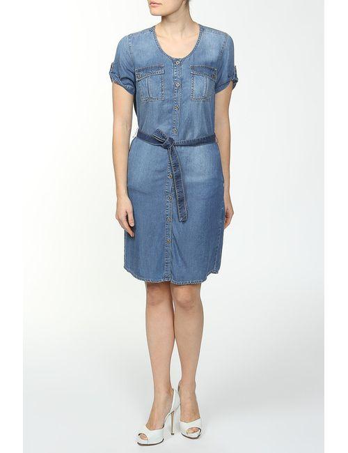 Bogner | Женское Синее Платье