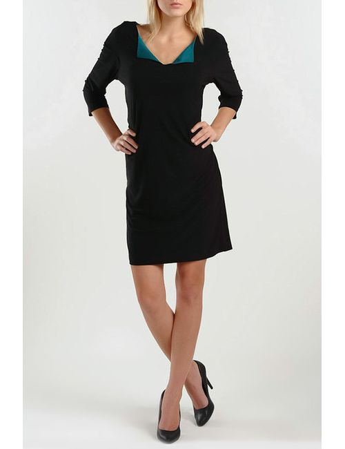 ALEKSANDRO ROSSI | Женское Чёрное Платье
