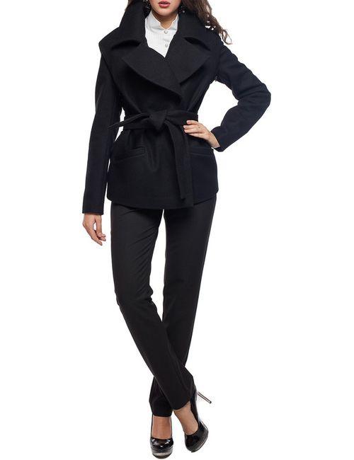 Ksenia Knyazeva | Женское Чёрное Пальто