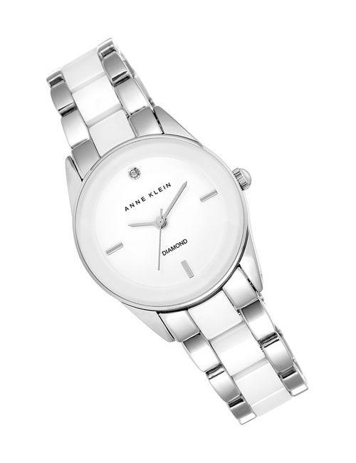 Anne Klein | Женские Белые Часы Наручные