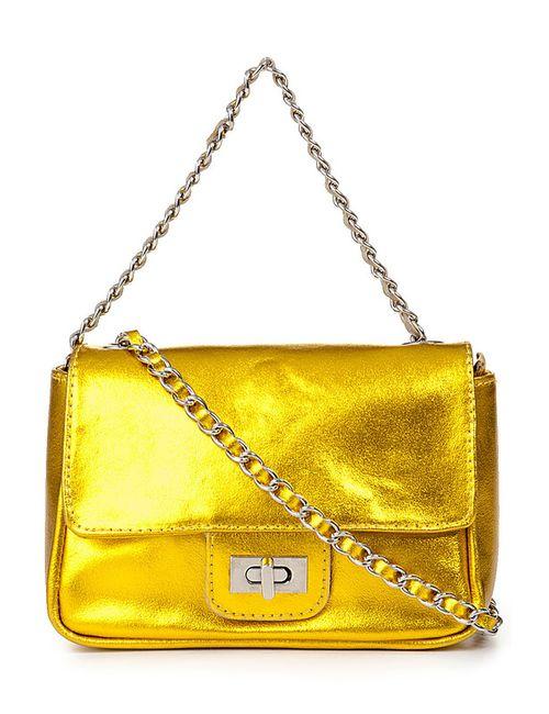 Giulia | Женская Жёлтая Сумка
