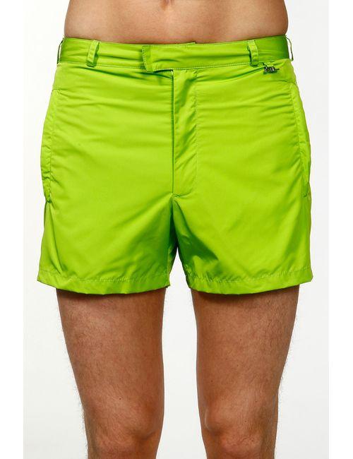 Polo Ralph Lauren Junior | Мужские Зелёные Плавки-Шорты