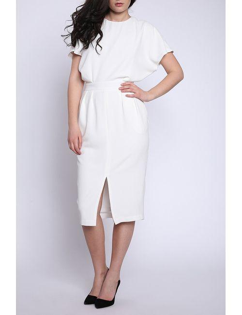 Collezione Di Ines | Женское Белое Платье