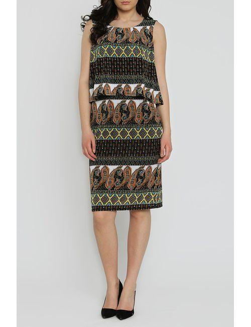 Collezione Di Ines | Женское Зелёное Платье