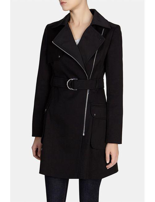 Karen Millen | Женское Чёрное Пальто