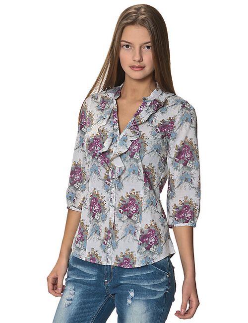 Top Secret | Женская Рубашка С Длинным Рукавом