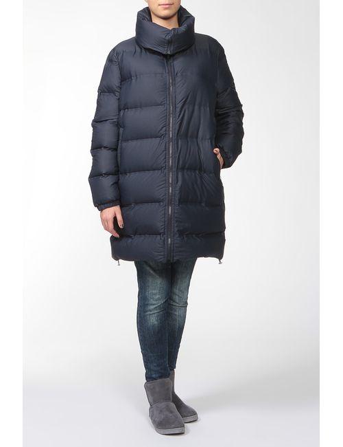 Add | Женское Синее Пальто