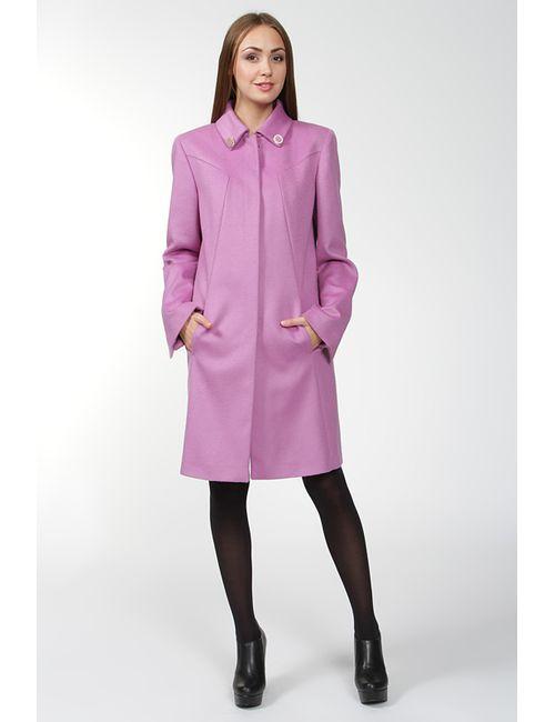 Versace Collection | Женское Фиолетовое Пальто