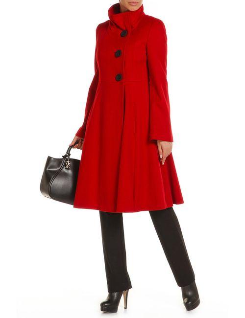 Teresa Tardia | Женское Красное Пальто
