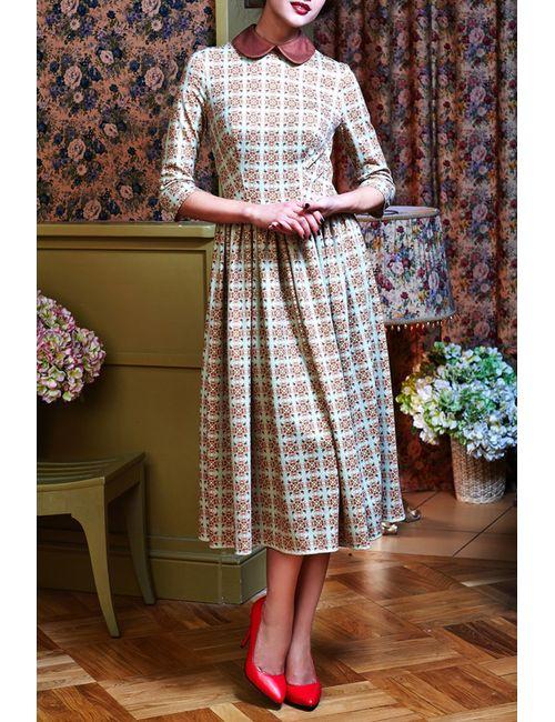 Анна Чапман | Женское Платье