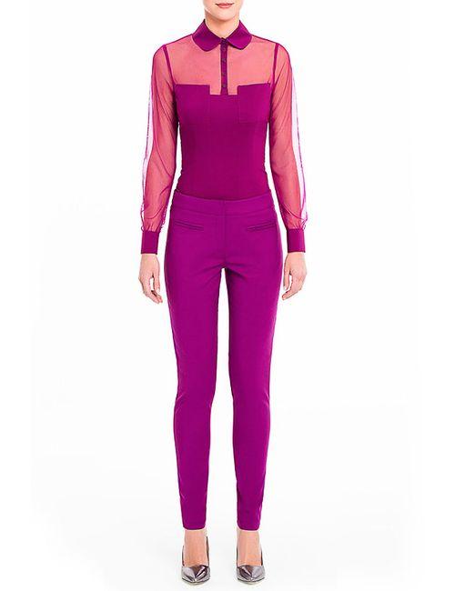 Indigira | Женская Фиолетовая Блузка