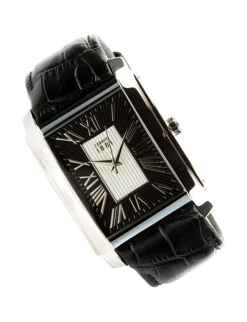 Cerruti | Мужские Чёрные Часы