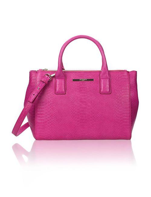 Jack french london | Женская Розовая Сумка