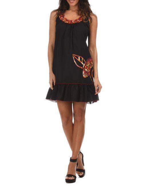 Aller Simplement | Женское Чёрное Платье