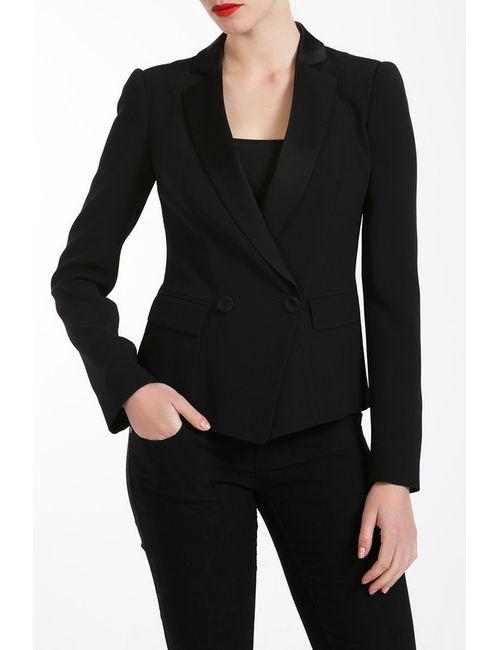 Emporio Armani | Женская Чёрная Куртка