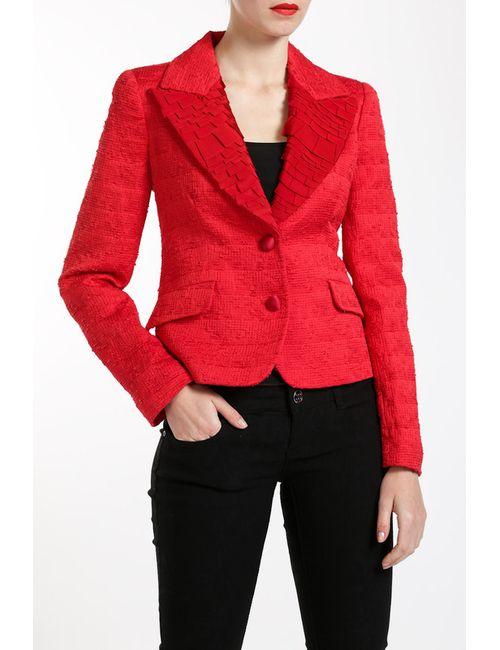 Emporio Armani | Женский Красный Блейзер