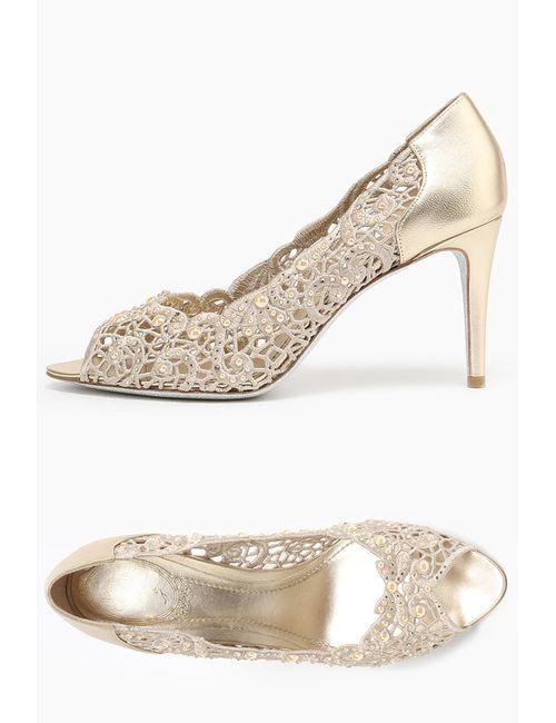 Rene' Caovilla | Женские Многоцветные Туфли