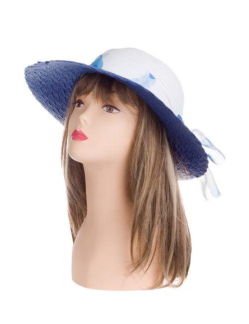 Rossini | Женская Синяя Шляпа