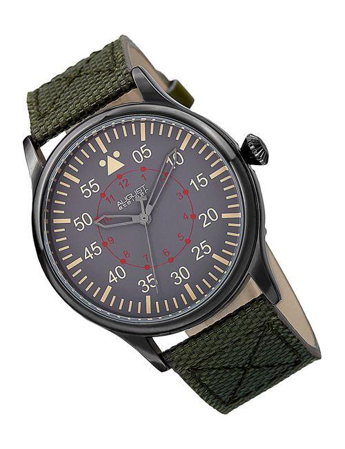 August Steiner | Мужские Зелёные Часы