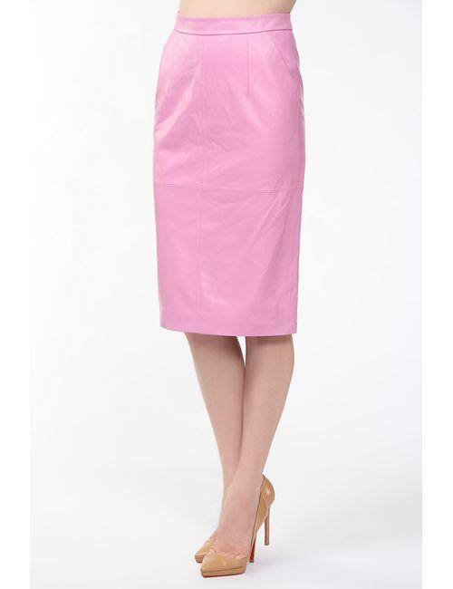 Izeta Street | Женская Розовая Юбка