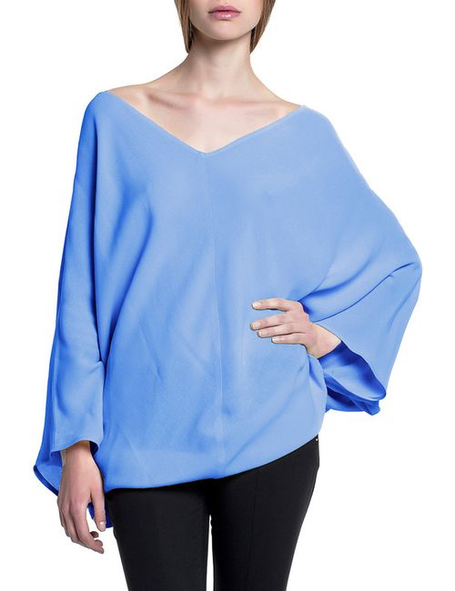 STELLAR | Женская Синяя Блуза