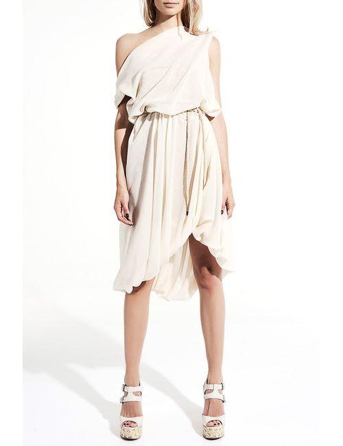 STELLAR | Женское Белое Платье