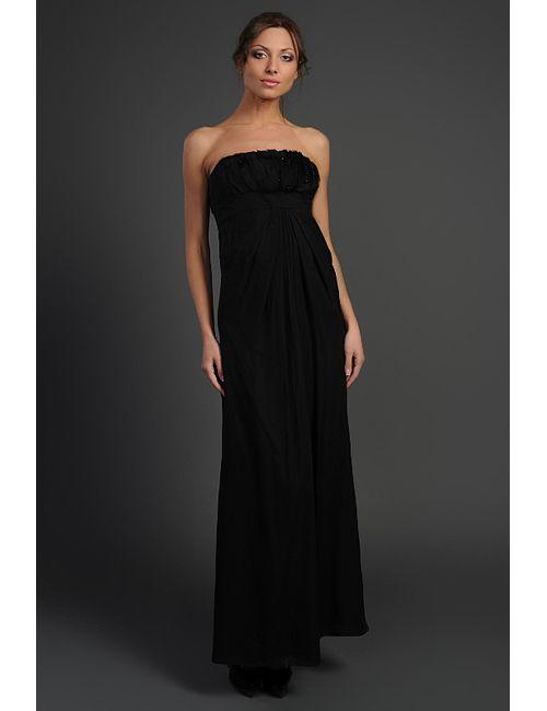 Valentino Roma | Женское Черный Платье Вечернее