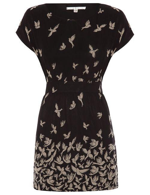 Uttam Boutique | Женское Чёрное Платье