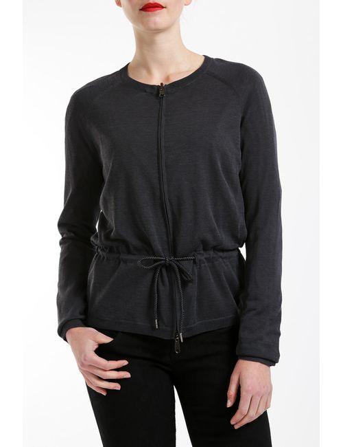 Emporio Armani | Женская Серая Куртка