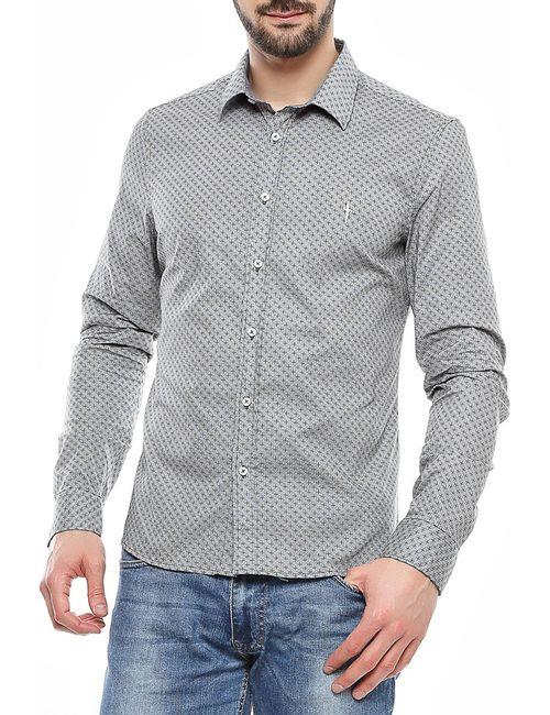Cesare Paciotti | Мужская Серая Рубашка