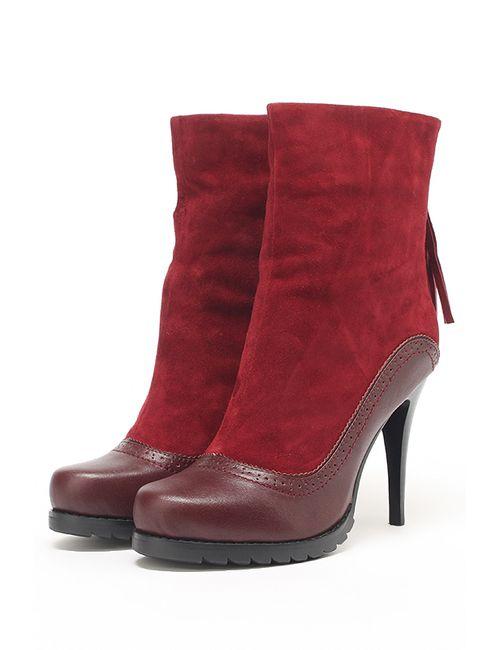 Gerzedo | Женские Ботинки