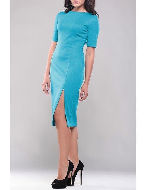 Dioni | Женское Голубое Платье