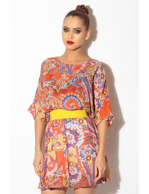 L.A.V. Fashion | Женское Красное Платье
