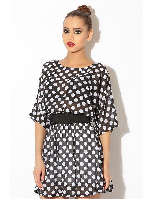 L.A.V. Fashion | Женское Черный Платье