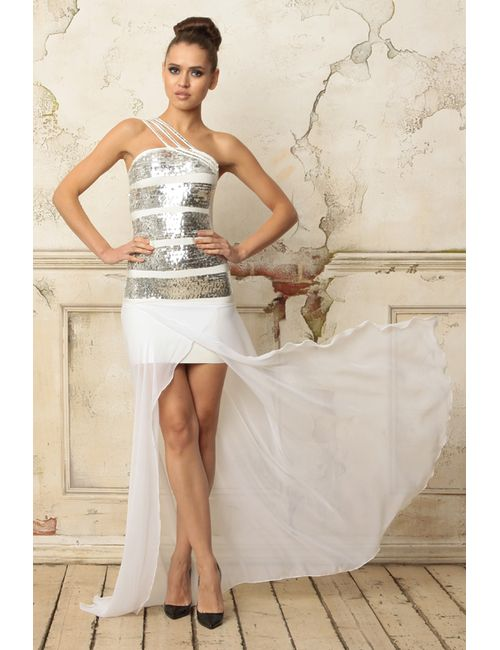 Tutto Bene   Женское Белое Платье