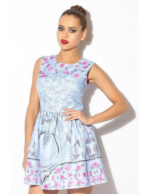 Tutto Bene | Женское Голубой Платье