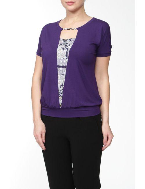 Helmidge   Женская Фиолетовая Блузка