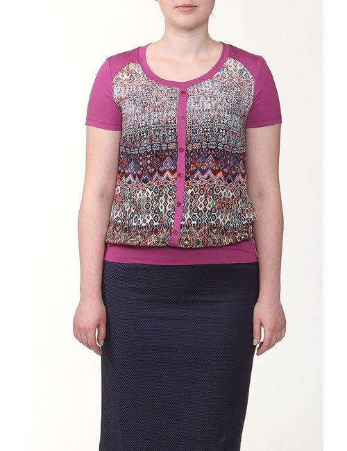 Helmidge | Женская Фиолетовая Блузка