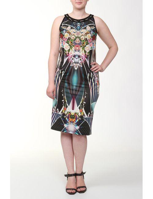Helmidge | Женское Многоцветное Платье