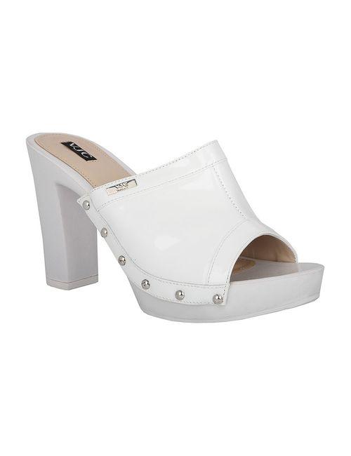 Versace | Женские Белые Босоножки