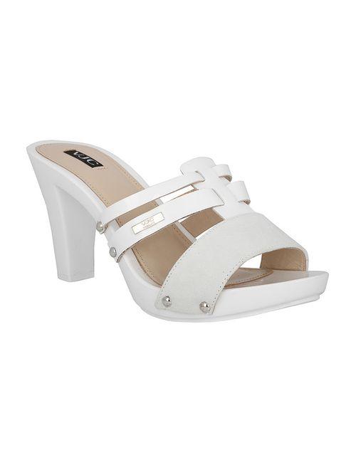 Versace   Женские Белые Босоножки