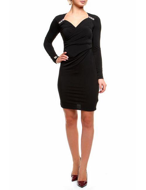 Michael Kors | Женское Чёрное Платье