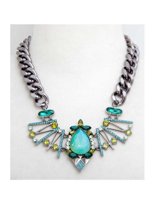 Asavi Jewel | Женское Голубой Колье