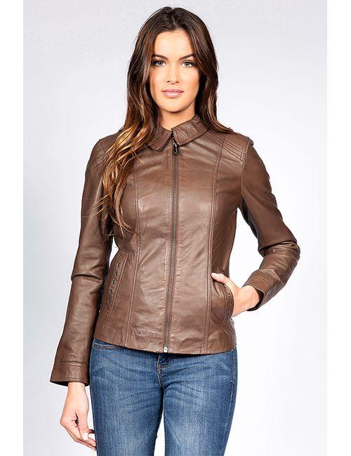 Giorgio | Женская Коричневая Куртка