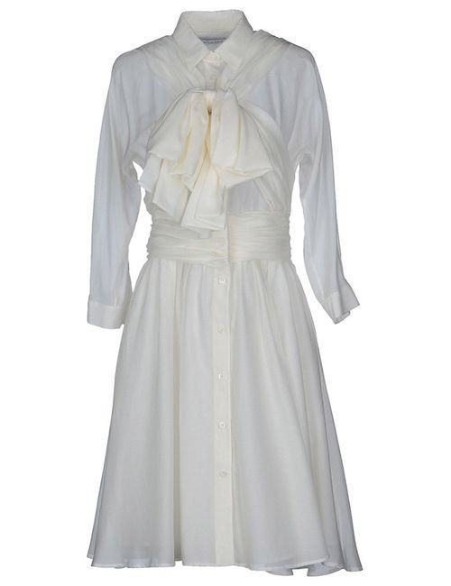 Viktor & Rolf | Женское Белое Платье