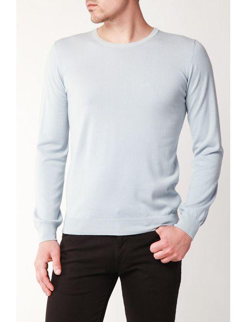 Emporio Armani | Мужской Синий Пуловер