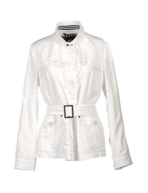 Calvaresi | Женская Белая Куртка