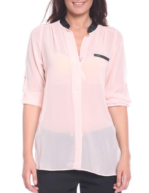 Collezione Di Ines | Женская Черный Блуза