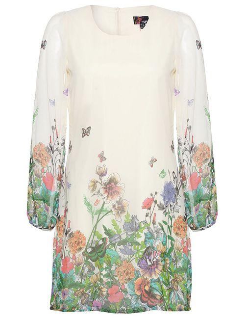Yumi   Женское Многоцветное Платье